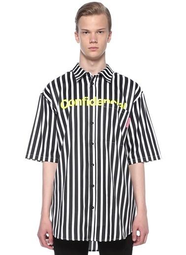 Marcelo Burlon Gömlek Renkli